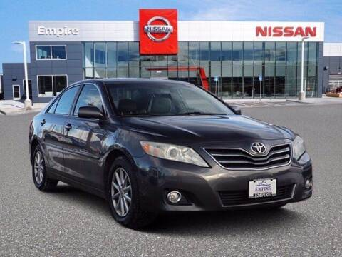 2011 Toyota Camry for sale at EMPIRE LAKEWOOD NISSAN in Lakewood CO