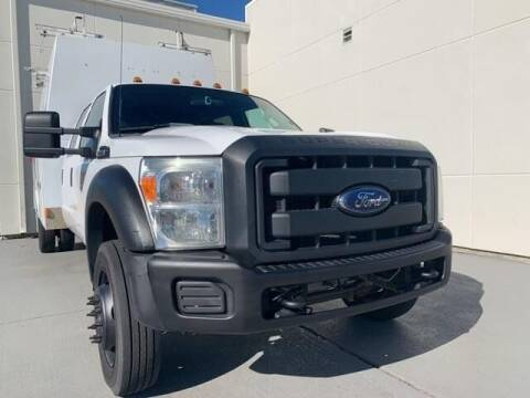 2011 Ford F-450 Super Duty for sale at Consumer Auto Credit in Tampa FL