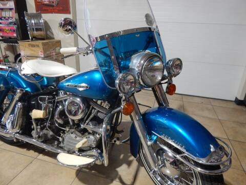 1963 Harley-Davidson FLH DUO GLIDE PAN HEAD for sale at Iconic Motors of Oklahoma City, LLC in Oklahoma City OK