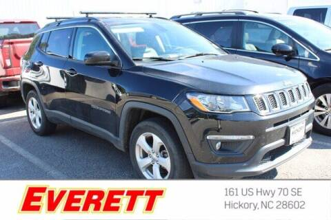 2018 Jeep Compass for sale at Everett Chevrolet Buick GMC in Hickory NC