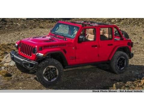 2020 Jeep Wrangler Unlimited for sale at Jeff Drennen GM Superstore in Zanesville OH