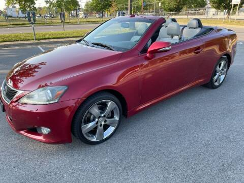 2011 Lexus IS 250C for sale at Royal Motors in Hyattsville MD