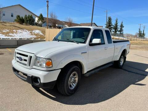 2010 Ford Ranger for sale at Truck Buyers in Magrath AB