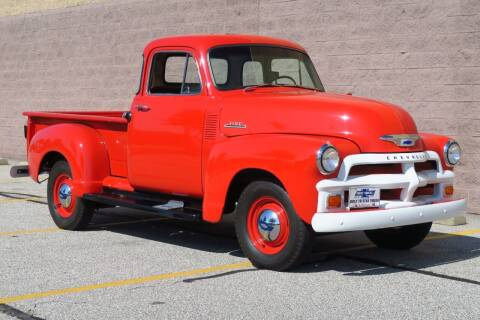 1954 Chevrolet 3100 for sale at NeoClassics in Willoughby OH