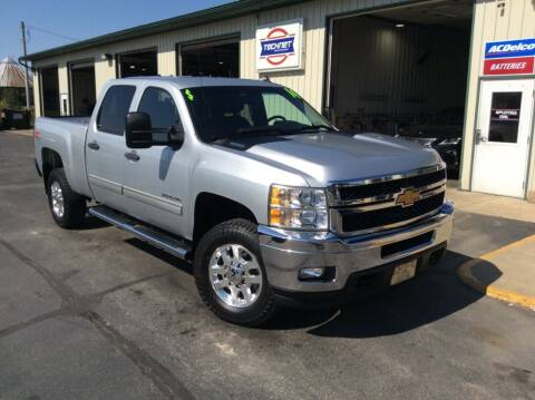 2014 Chevrolet Silverado 2500HD for sale at TRI-STATE AUTO OUTLET CORP in Hokah MN