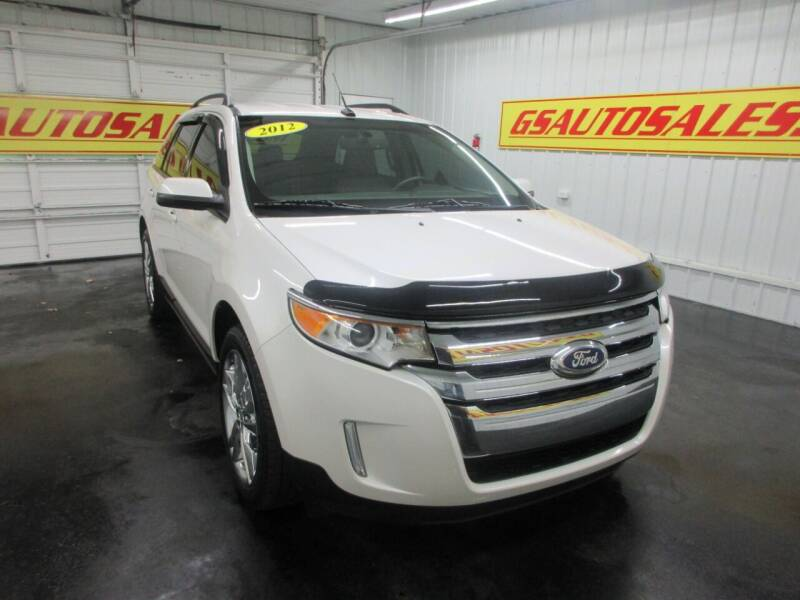 2012 Ford Edge SEL 4dr Crossover - Ardmore TN
