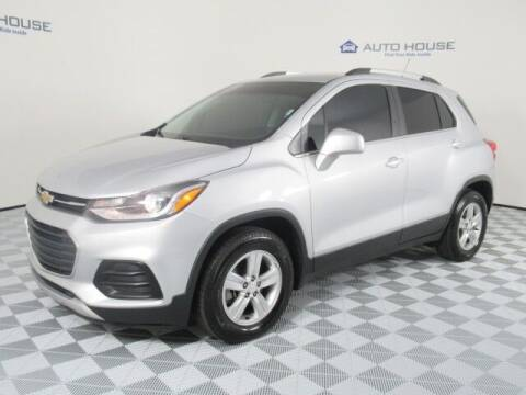 2018 Chevrolet Trax for sale at Curry's Cars Powered by Autohouse - Auto House Tempe in Tempe AZ