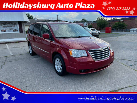 2010 Chrysler Town and Country for sale at Hollidaysburg Auto Plaza in Hollidaysburg PA