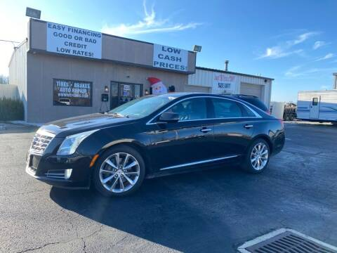 2013 Cadillac XTS for sale at Used Car Factory Sales & Service Troy in Troy OH