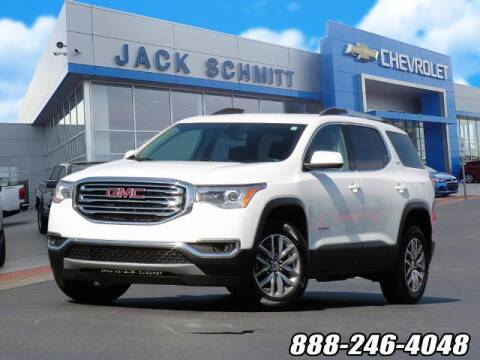 2018 GMC Acadia for sale at Jack Schmitt Chevrolet Wood River in Wood River IL