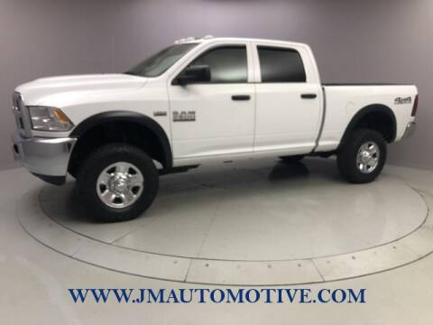 2017 RAM Ram Pickup 2500 for sale at J & M Automotive in Naugatuck CT