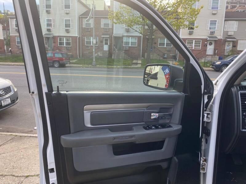 2015 RAM Ram Pickup 1500 4x2 SLT 4dr Quad Cab 6.3 ft. SB Pickup - Newark NJ