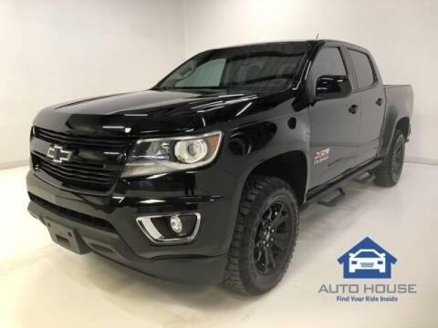 2017 Chevrolet Colorado for sale at AUTO HOUSE PHOENIX in Peoria AZ