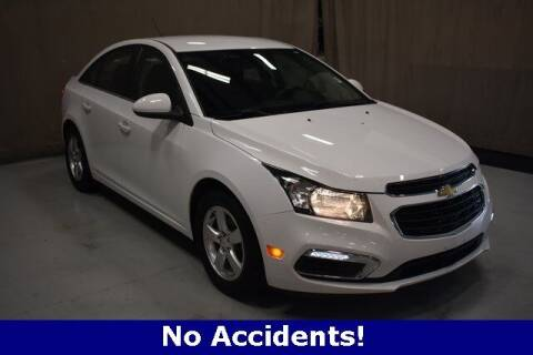 2016 Chevrolet Cruze Limited for sale at Vorderman Imports in Fort Wayne IN