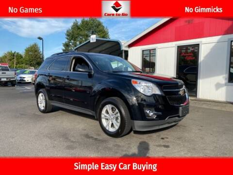 2013 Chevrolet Equinox for sale at Cars To Go in Portland OR