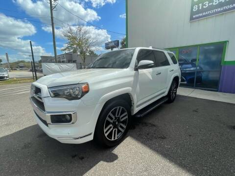2017 Toyota 4Runner for sale at Bay City Autosales in Tampa FL