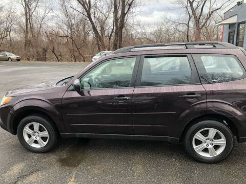 2013 Subaru Forester for sale at Auto Kraft in Agawam MA
