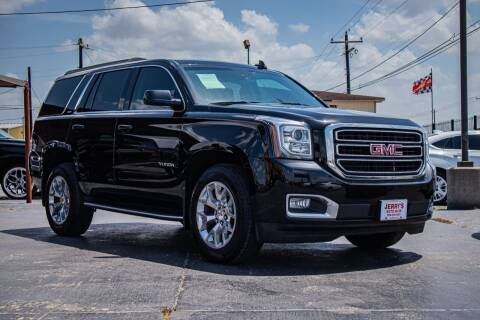 2017 GMC Yukon for sale at Jerrys Auto Sales in San Benito TX