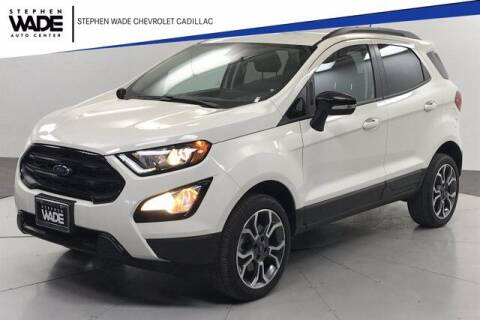 2020 Ford EcoSport for sale at Stephen Wade Pre-Owned Supercenter in Saint George UT