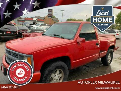1993 Chevrolet C/K 1500 Series for sale at Autoplex Milwaukee in Milwaukee WI
