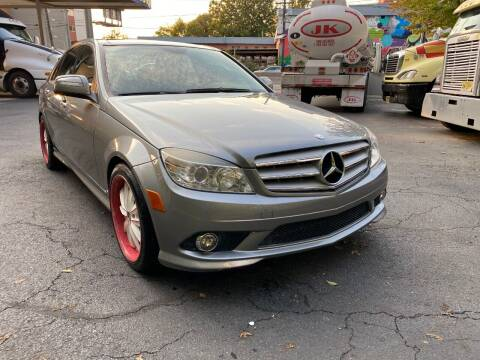 2008 Mercedes-Benz C-Class for sale at Exotic Automotive Group in Jersey City NJ