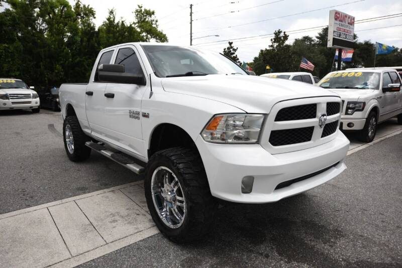 2013 RAM Ram Pickup 1500 for sale at Grant Car Concepts in Orlando FL