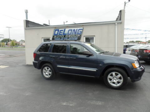 2010 Jeep Grand Cherokee for sale at DeLong Auto Group in Tipton IN