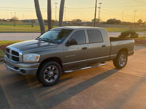 2006 Dodge Ram Pickup 1500 for sale at M A Affordable Motors in Baytown TX
