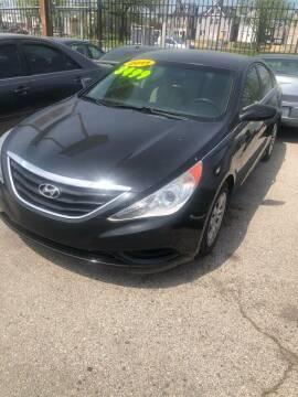 2011 Hyundai Sonata for sale at Z & A Auto Sales in Philadelphia PA