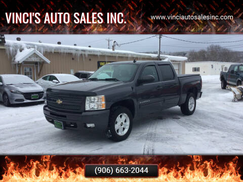 2011 Chevrolet Silverado 1500 for sale at Vinci's Auto Sales Inc. in Bessemer MI