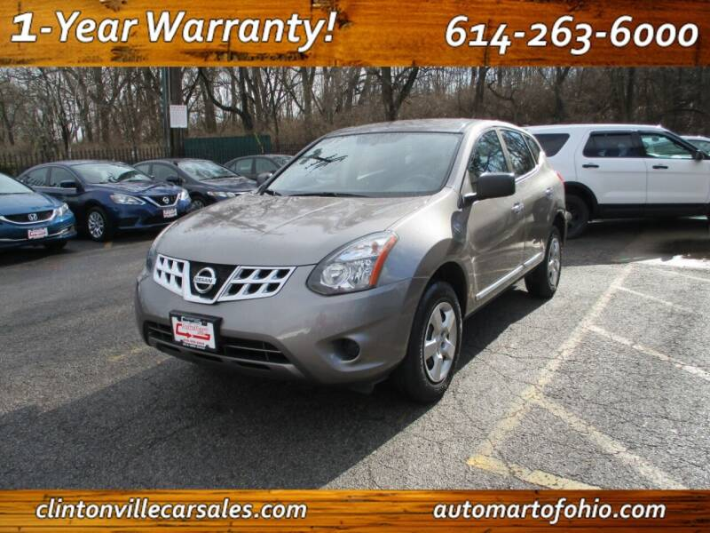 2015 Nissan Rogue Select for sale at Clintonville Car Sales - AutoMart of Ohio in Columbus OH