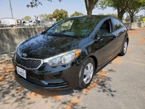 2015 Kia Forte for sale at Matador Motors in Sacramento CA