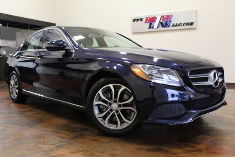 2016 Mercedes-Benz C-Class for sale at Driveline LLC in Jacksonville FL
