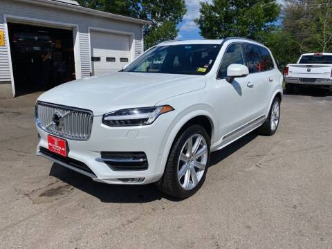 2018 Volvo XC90 for sale at AutoMile Motors in Saco ME
