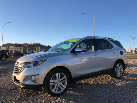 2020 Chevrolet Equinox for sale at 1st Quality Motors LLC in Gallup NM