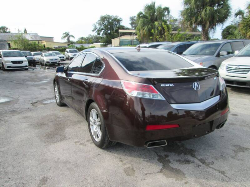 2011 Acura TL  - Orlando FL
