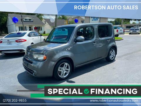 2009 Nissan cube for sale at ROBERTSON AUTO SALES in Bowling Green KY