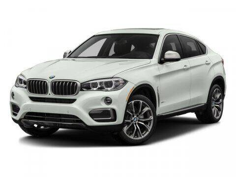 2017 BMW X6 for sale at BMW OF ORLAND PARK in Orland Park IL