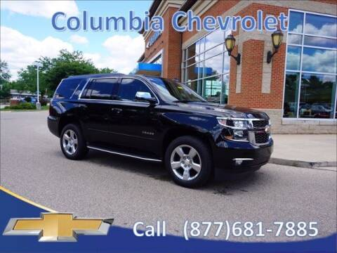 2020 Chevrolet Tahoe for sale at COLUMBIA CHEVROLET in Cincinnati OH