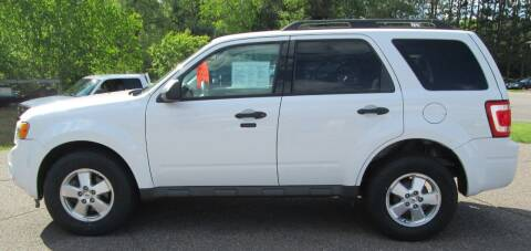 2012 Ford Escape for sale at The AUTOHAUS LLC in Tomahawk WI