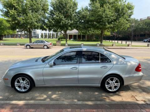 2004 Mercedes-Benz E-Class for sale at DFW AUTO FINANCING LLC in Dallas TX