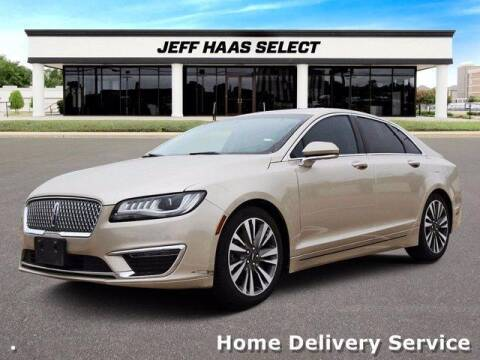 2017 Lincoln MKZ for sale at JEFF HAAS MAZDA in Houston TX