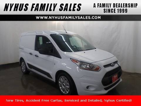 2014 Ford Transit Connect Cargo for sale at Nyhus Family Sales in Perham MN