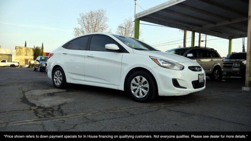 2017 Hyundai Accent for sale at Westland Auto Sales on 7th in Fresno CA