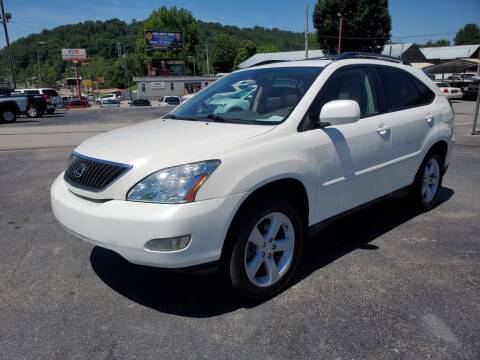 2007 Lexus RX 350 for sale at MCMANUS AUTO SALES in Knoxville TN