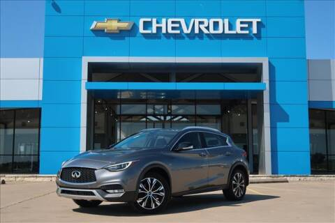 2018 Infiniti QX30 for sale at Lipscomb Auto Center in Bowie TX