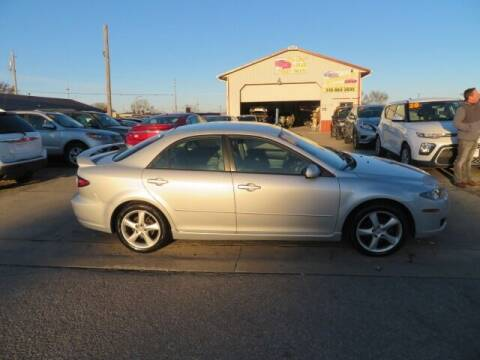 2008 Mazda MAZDA6 for sale at Jefferson St Motors in Waterloo IA