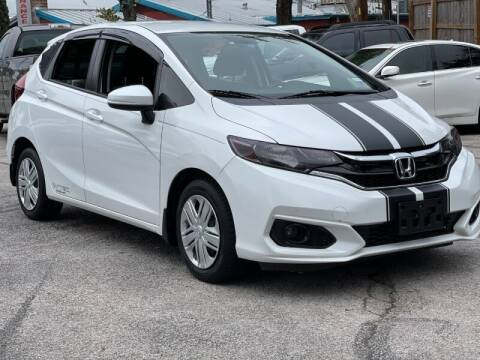 2019 Honda Fit for sale at AWESOME CARS LLC in Austin TX