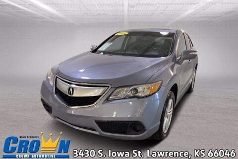 2015 Acura RDX for sale at Crown Automotive of Lawrence Kansas in Lawrence KS