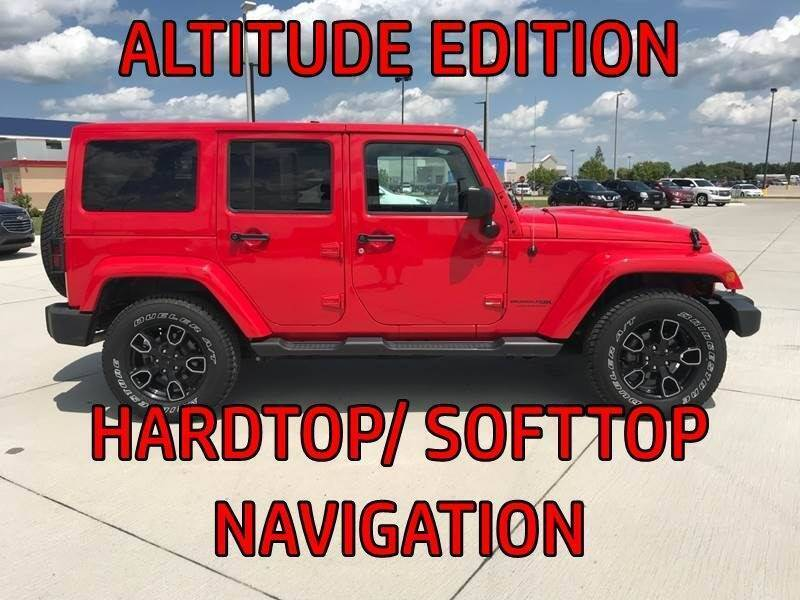 2018 Jeep Wrangler Unlimited for sale at Sportline Auto Center in Columbus NE
